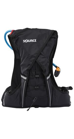 SOURCE Dune - Mochila bicicleta - 1,5 L negro